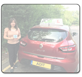 Fully Qualified Driving Instructor in Staines with ADIT Driving School